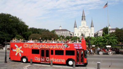 Permalink to:Hop-On-Hop-Off Double Decker Bus Tour in New Orleans
