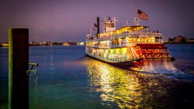 Permalink to:New Orleans Dinner & Jazz Cruise